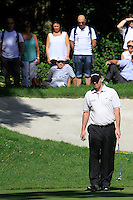 Stephen Gallacher (SCO) during the final day of the  Andalucía Masters at Club de Golf Valderrama, Sotogrande, Spain. .Picture Denise Cleary www.golffile.ie