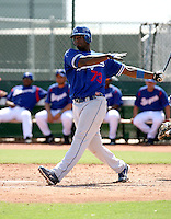 Chris Jacobs / Los Angeles Dodgers 2008 Instructional League..Photo by:  Bill Mitchell/Four Seam Images
