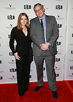 SAN FRANCISCO, CA - DEC 03: (L-R) Actress Amy Adams  and screenwriter Adam McKay attend the 2018 SFFilm Awards Night at The Palace of Fine Arts Exhibition Center on December, 3, 2018 in San Francisco, California. <br /> CAP/MPI/IS/CV<br /> &copy;CV/IS/MPI/Capital Pictures