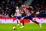 Victor Machin, Vitolo, of Atletico de Madrid in action during the La Liga 2018-19 match between Atletico de Madrid and Athletic de Bilbao at Wanda Metropolitano, on November 10 2018 in Madrid, Spain. Photo by Diego Gouto / Power Sport Images