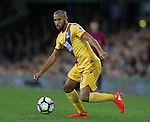 Andros Townsend  of Crystal Palace during the Premier League match at Goodison Park Stadium, Liverpool. Picture date: September 30th, 2016. Pic Simon Bellis/Sportimage
