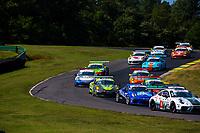 Porsche GT3 Cup Challenge USA<br /> Virginia International Raceway<br /> Virginia International Raceway, Alton, VA USA<br /> Sunday 27 August 2017<br /> 78, Roman De Angelis, GT3G, USA, 2014 Porsche 991<br /> World Copyright: Jake Galstad<br /> LAT Images