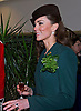 "KATE RAISES A GLASS OF SHERRY .Catherine, The Duchess of Cambridge presented shamrocks to members of 1 Irish Guards at Mons Barracks in Aldershot to mark the occasion of St Patricks Day_17/03/2012.Mandatory Credit Photo: ©A BaskervilleNEWSPIX INTERNATIONAL..**ALL FEES PAYABLE TO: ""NEWSPIX INTERNATIONAL""**..IMMEDIATE CONFIRMATION OF USAGE REQUIRED:.Newspix International, 31 Chinnery Hill, Bishop's Stortford, ENGLAND CM23 3PS.Tel:+441279 324672  ; Fax: +441279656877.Mobile:  07775681153.e-mail: info@newspixinternational.co.uk"