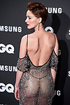 Actress Ana Polvorosa attends the 2018 GQ Men of the Year awards at the Palace Hotel in Madrid, Spain. November 22, 2018. (ALTERPHOTOS/Borja B.Hojas)
