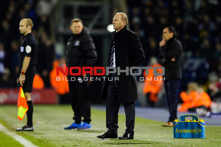 New West Brom Manager Pepe Mel looks on -  - 20/01/2014 - SPORT - FOOTBALL - The Hawthorns Stadium - West Bromwich Albion v Everton - Barclays Premier League.<br /> Foto nph / Meredith<br /> <br /> ***** OUT OF UK *****