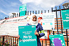 Junior Doctors Strike <br /> picket at St George's Hospital, Tooting, London, Great Britain <br /> 26th April 2016 <br /> <br /> Dr's outside St George's Hospital <br /> <br /> <br /> Photograph by Elliott Franks <br /> Image licensed to Elliott Franks Photography Services