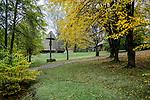 Wygiezłów, 14-10-2017 (woj. małopolskie) Nadwiślański Park Etnograficzny