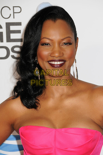 Garcelle Beauvais.44th NAACP Image Awards - Arrivals held at the Shrine Auditorium, Los Angeles, California, USA, .1st February 2013..portrait headshot  pink strapless .CAP/ADM/BP.©Byron Purvis/AdMedia/Capital Pictures.