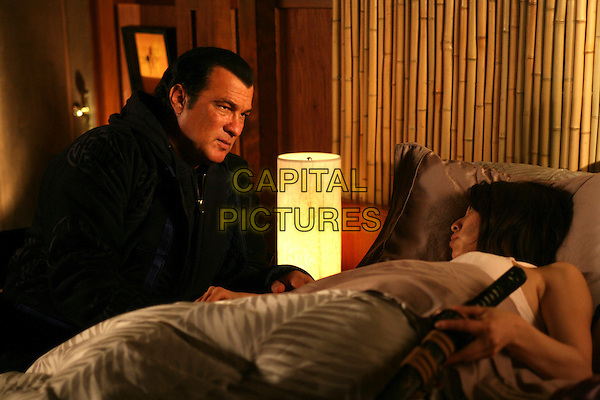 "Steven Seagal.in True Justice (series 2, Episode 9 ""Brotherhood"").*Filmstill - Editorial Use Only*.CAP/NFS.Supplied by Capital Pictures."