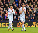Liverpool's James Milner looks on dejected<br /> <br /> - English Premier League - Crystal Palace vs Liverpool  - Selhurst Park - London - England - 6th March 2016 - Pic David Klein/Sportimage