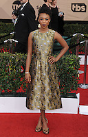 www.acepixs.com<br /> <br /> January 29 2017, LA<br /> <br /> Samira Wiley arriving at the 23rd Annual Screen Actors Guild Awards at The Shrine Expo Hall on January 29, 2017 in Los Angeles, California<br /> <br /> By Line: Peter West/ACE Pictures<br /> <br /> <br /> ACE Pictures Inc<br /> Tel: 6467670430<br /> Email: info@acepixs.com<br /> www.acepixs.com