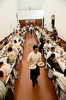 Convent dinner, Convento Santa Clara, Queretaro City, Queretaro. Aromas y Sabores with Chef Patricia Quintana