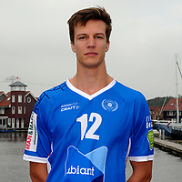 GRONINGEN - Volleybal, presentatie Abiant Lycurgus, seizoen 2017-2018, 27-09-2017, Lycurgus speler Pascal Hoogstra