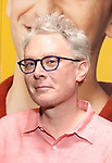 "Clay Aiken attends then Broadway Family invite to The Final Dress Rehearsal Of Harvey Fierstein's ""Torch Song"" on October 8, 2018 at the Hayes Theatre in New York City."
