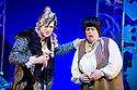 Beauty and The Beast.The Theatre Chipping Norton .Directed by John Terry. With Rowan Talbot as Prince/Beast,Billy Riddoch as Ma.CREDIT Geraint Lewis