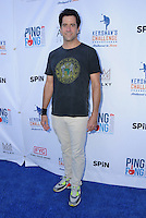 11 August 2016 - Los Angeles, California. Troy Garity. Clayton Kershaw's 4th Annual Ping Pong 4 Purpose Celebrity Tournament held at Dodger Stadium. Photo Credit: Birdie Thompson/AdMedia