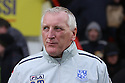 Tranmere manager Ronnie Moore.  Stevenage v Tranmere Rovers - npower League 1 -  Lamex Stadium, Stevenage - 24th November, 2012. © Kevin Coleman 2012.