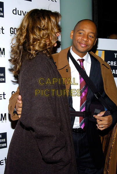 BRANFORD MARSALIS.Creative Coalition Gala, Spotlight Awards and Christopher Reeve First Amendment Award at Duvet, New York, NY, USA,18 December 2006..half length arm sling injured.CAP/ADM.©Bill Lyons/Admedia/Capital Pictures *** Local Caption ***