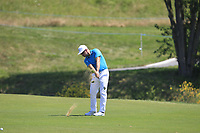 Mikko Korhonen (FIN) on the 1st fairway during Round 1 of the HNA Open De France at Le Golf National in Saint-Quentin-En-Yvelines, Paris, France on Thursday 28th June 2018.<br /> Picture:  Thos Caffrey | Golffile