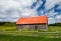 fence and barn<br />