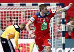 12.01.2018., Croatia, Zatika Sports Hall, Porec - European Handball Championship, Group B, 1st Round, France - Norway. Bjarte Myrhol. <br /> <br /> Foto &copy; nordphoto / Igor Kralj/PIXSELL