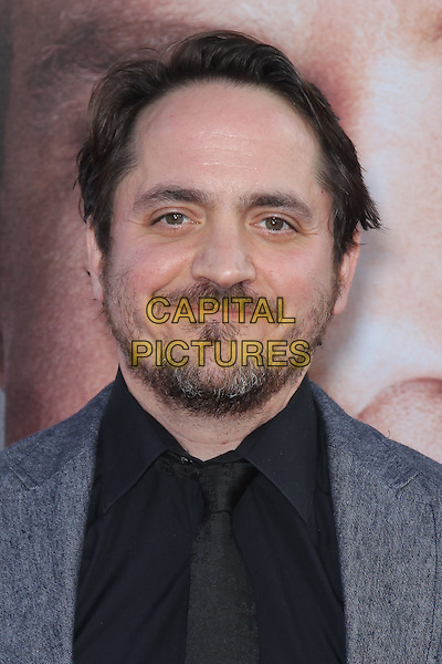 "BEN FALCONE.Los Angeles premiere of Warner Brothers Pictures' ""The Campaign,"" at Grauman's Chinese Theatre in Hollywood. Hollywood, CA., USA. .August 2nd, 2012.headshot portrait black grey gray facial hair beard .CAP/CEL .©CelPh/Capital Pictures."
