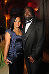 Patricia Pukahi and Walter Felder at the Children's Museum Gala Saturday Oct. 16, 2010. (Dave Rossman/For the Chronicle)