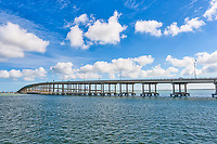 Bridge to Padre Island