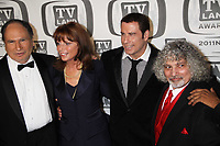 New York City 4-10-2011<br /> FILE PHOTO<br /> John Travolta and Family Ties Cast<br /> Photo by John Barrett-PHOTOlink.net