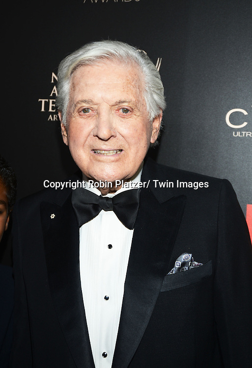 Monty Hall attends The 40th Annual Daytime Emmy Awards on<br />  June 16, 2013 at the Beverly Hilton Hotel in Beverly Hills, California. <br /> photo by Robin Platzer/ Twin Images<br /> <br /> 212-935-0770