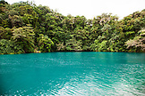 JAMAICA, Port Antonio. The Blue Lagoon.
