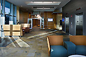 FIU School of Nursing Interior of Elevator lobby