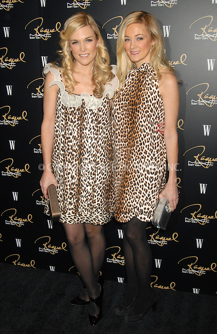 WWW.ACEPIXS.COM . . . . . ....January 17, 2007, New York City.....Tinsley Mortimer and Baney Mercer attend the MAC Cosmetics celebration to honor Raquel Welch as a Beauty Icon at Gilt the New York Palace Hotel.....Please byline: KRISTIN CALLAHAN - ACEPIXS.COM.. . . . . . ..Ace Pictures, Inc:  ..(212) 243-8787 or (646) 679 0430..e-mail: picturedesk@acepixs.com..web: http://www.acepixs.com