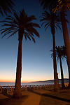 Palisades Park, Santa Monica, CA, USA Santa Monica, California, CA, USA