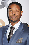 LOS ANGELES, CA - NOVEMBER 13: Michael B. Jordan arrives at the GQ Men Of The Year Party at Chateau Marmont Hotel on November 13, 2012 in Los Angeles, California.