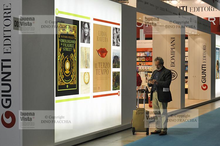 -  Milano, prima edizione del salone dell'editoria &quot;Tempo di Libri&quot;<br /> <br /> - Milan,  first edition of  publishing fair &quot;Tempo di Libri&quot;