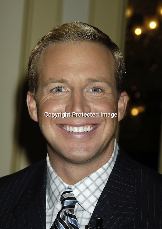 Chris Wragge ..at The  Joe Torre Safe at Home Foundation's 3rd Annual Gala on November 18, 2005 at The Pierre Hotel.The Foundation is dedicated to stemming domestic violence...Photo by Robin Platzer, Twin Images