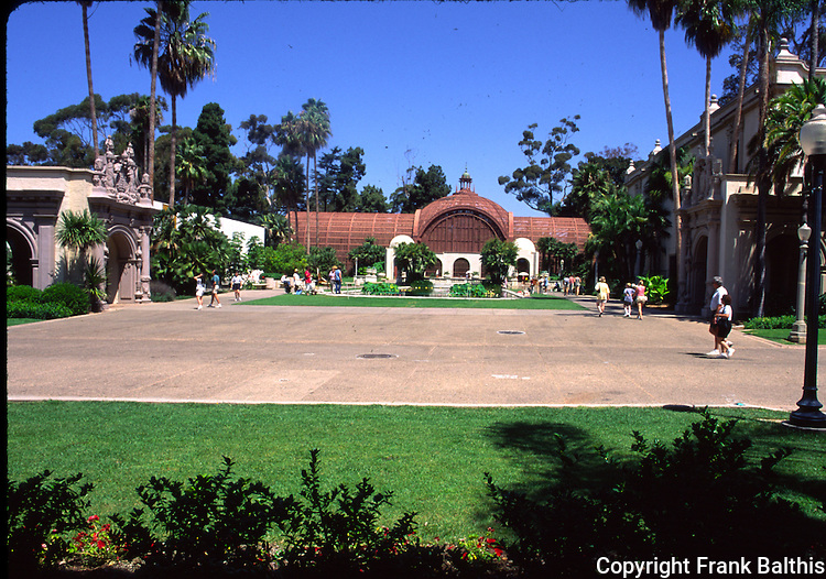 Conservancy at Balboa Park