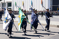 RIO DE JANEIRO, RJ, 07.09.2018 - DESFILE-INDEPENDÊNCIA - Desfile comemorativo a Independência do Brasil, no Rio de Janeiro nesta sexta-feira, 07. (Foto: Clever Felix/Brazil Photo Press)