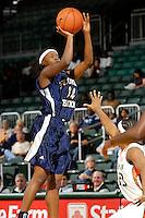 FIU Women's Basketball v. Miami (12/4/07)