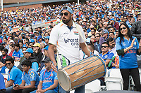 The Bhaarat Army helped keep the noise levels up during India vs Australia, ICC World Cup Cricket at The Oval on 9th June 2019