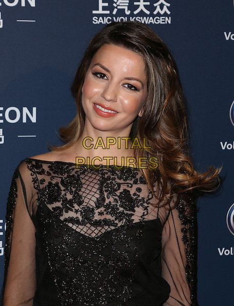 Los Angeles, CA - DECEMBER 15: Masiela Lusha, At 21st Annual Huading Global Film Awards, At The Theatre at Ace Hotel In California on December 15, 2016. <br /> CAP/MPI/FS<br /> &copy;FS/MPI/Capital Pictures