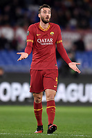 Bryan Cristante of AS Roma <br /> Roma 20-02-2020 Stadio Olimpico <br /> Football Europa League 2019/2020 Round of 32 first leg <br /> AS Roma -  Kaa Gent <br /> Photo Andrea Staccioli / Insidefoto