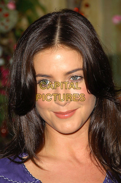 LISA SNOWDON.Attends the Mappin & Webb flagship store opening,.170 Regent Street, London, England, June 19th 2007..portrait headshot.CAP/CAS.©Bob Cass/Capital Pictures.