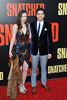 www.acepixs.com<br /> <br /> May 10 2017, LA<br /> <br /> Sergio Sanchez arriving at the premiere of 'Snatched' at the Regency Village Theatre on May 10, 2017 in Westwood, California<br /> <br /> By Line: Peter West/ACE Pictures<br /> <br /> <br /> ACE Pictures Inc<br /> Tel: 6467670430<br /> Email: info@acepixs.com<br /> www.acepixs.com