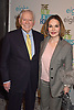 John G Heimann, wife Maria Cristina Anzola attend The New Jewish Home Gala Honoring 8 Over 80 on March 12, 2018 at the Ziegfeld Ballroom in New York, New York, USA.<br /> <br /> photo by Robin Platzer/Twin Images<br />  <br /> phone number 212-935-0770