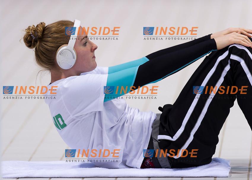 Warmup<br /> London, Queen Elizabeth II Olympic Park Pool <br /> LEN 2016 European Aquatics Elite Championships <br /> Swimming <br /> Day 11 19-05-2016<br /> Photo Giorgio Perottino/Deepbluemedia/Insidefoto