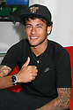 Neymar Jr poses for the cameras at GaGa MILANO Harajuku store on May 30, 2017, Tokyo, Japan. Many fans gathered in front of GaGa MILANO store in Tokyo's fashion district of Harajuku to get a glimpse of their idol. The Brazilian soccer player is in Japan to promote GaGa Milano watches. The brand is celebrating their 8th anniversary since its launch in Japan. (Photo by Rodrigo Reyes Marin/AFLO)
