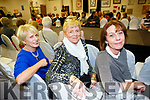 Adapt Charity Shop Fashion Show in aid of Adapt Kerry Women's Refuge on Friday. Pictured Patricia Adams, Mary Higgins and Valerie Caroll