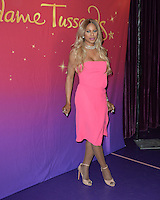 LOS ANGELES, CA. October 13, 2016: Transgender actress Laverne Cox at the unveiling of the her wax figure at Madame Tussauds Hollywood. The figure is in her Dr. Frank-N-Furter character from the new series &quot;The Rocky Horror Picture Show: Let's Do The Time Warp Again.&quot;<br /> Picture: Paul Smith/Featureflash/SilverHub 0208 004 5359/ 07711 972644 Editors@silverhubmedia.com